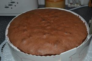 Stracciatella - Erdbeer - Schoko - Torte7
