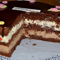 Latte Macchiato-Torte