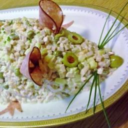 Mayonnaise – Salat à la Mama